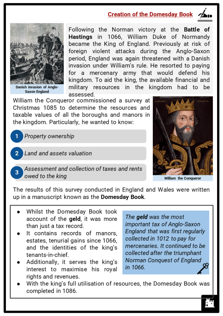 Domesday Book Resource Collection 2