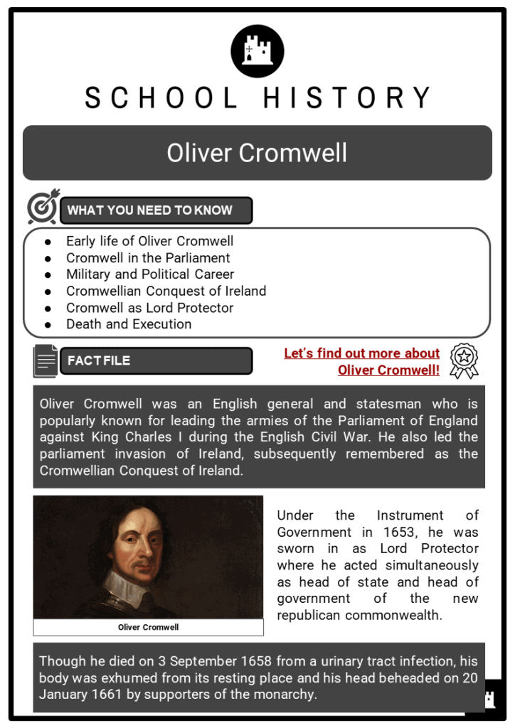 Oliver Cromwell Resource Collection 1