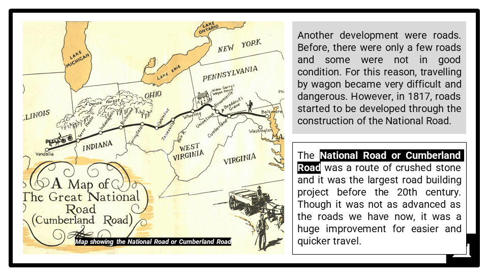 A Level Westward expansion causes and impacts Presentation 3