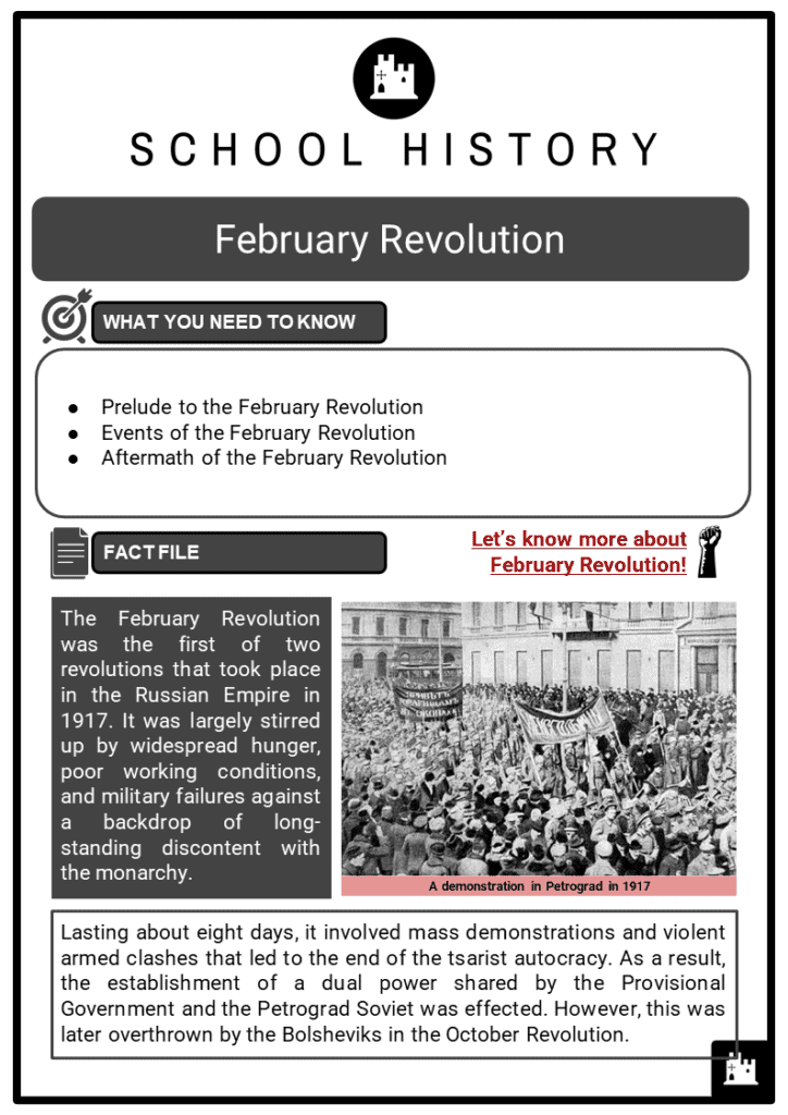 February Revolution Resource Collection 1