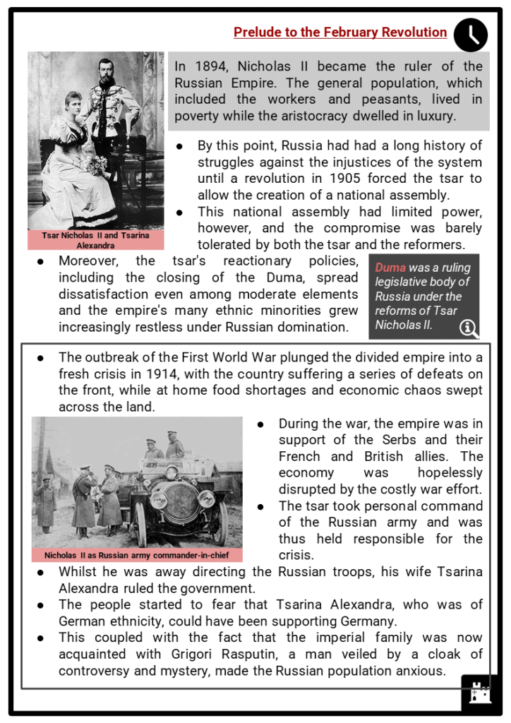 February Revolution Resource Collection 2