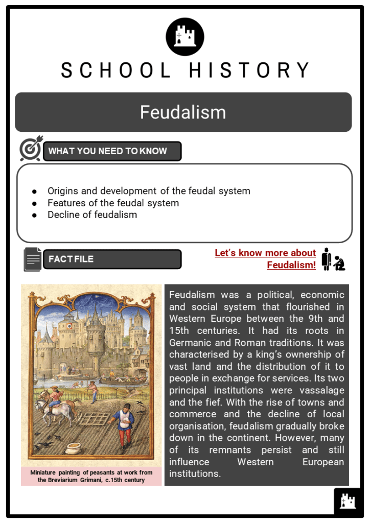 Feudalism Resource Collection 1
