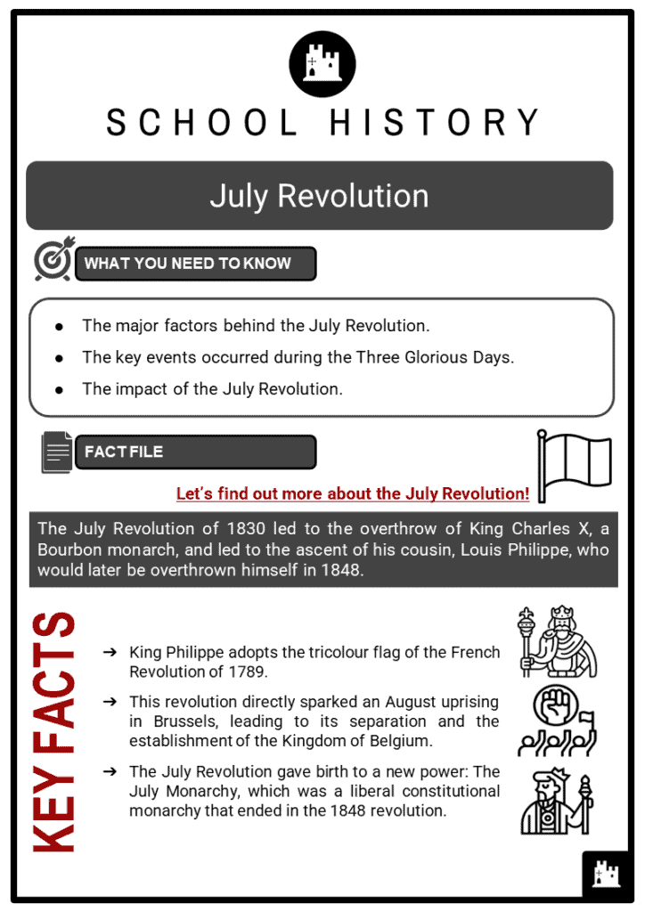 July Revolution Resource Collection 1