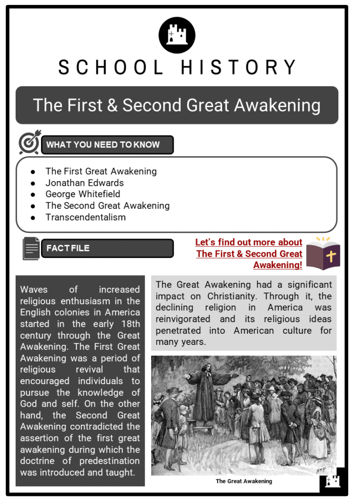 The First _ Second Great Awakening Resource Collection 1
