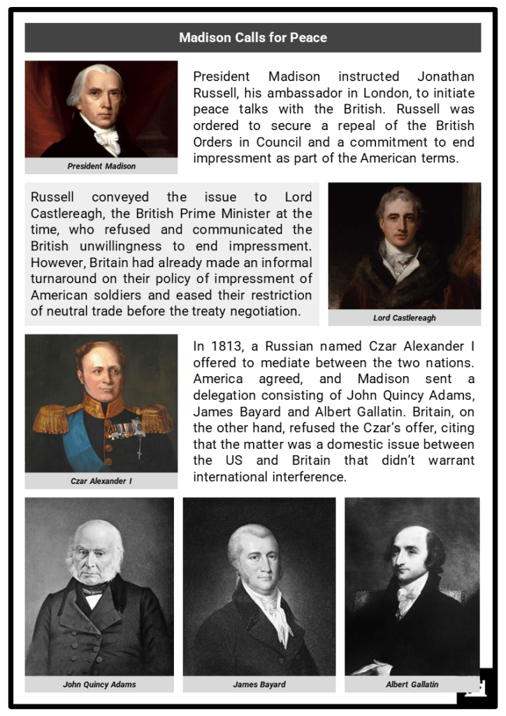 The Hartford Convention and the Treaty of Ghent Resource Collection 2