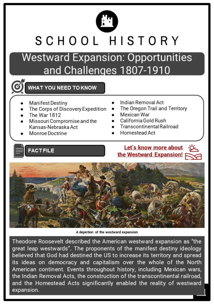 Westward Expansion_ Opportunities and Challenges 1807-1910 Resource Collection 1