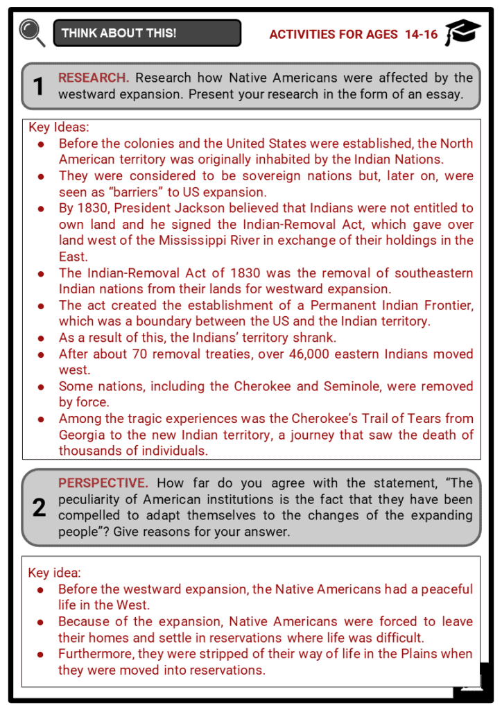 Westward Expansion_ Opportunities and Challenges 1807-1910 Student Activities & Answer Guide 4