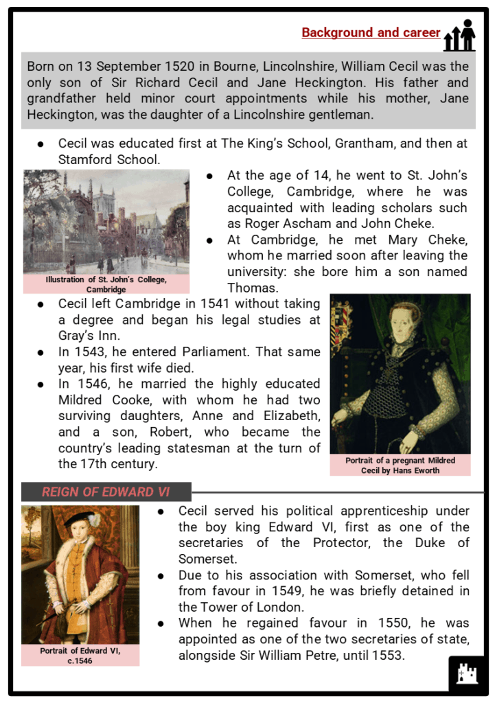 William Cecil Resource Collection 2