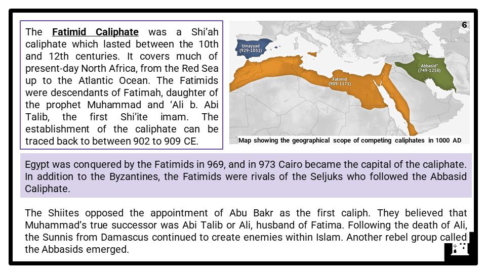 A Level Muslim Counter Crusade Presentation 2