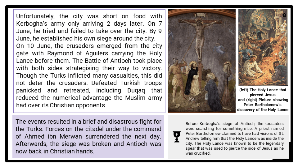 A Level Muslim Counter Crusade Presentation 4