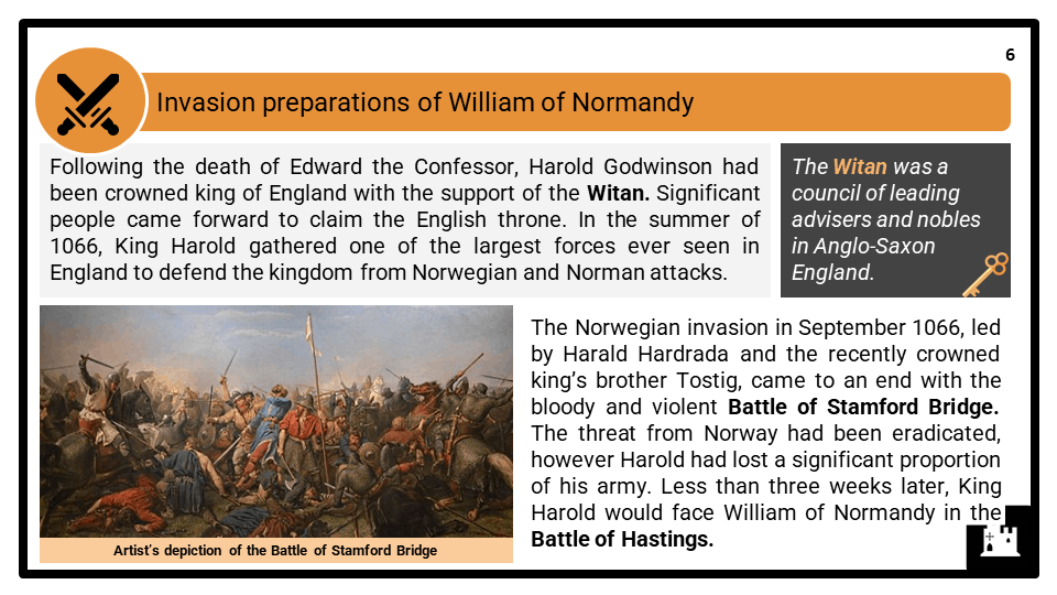 A Level The Norman Conquest of England_ William I, 1066-1087 Presentation 1
