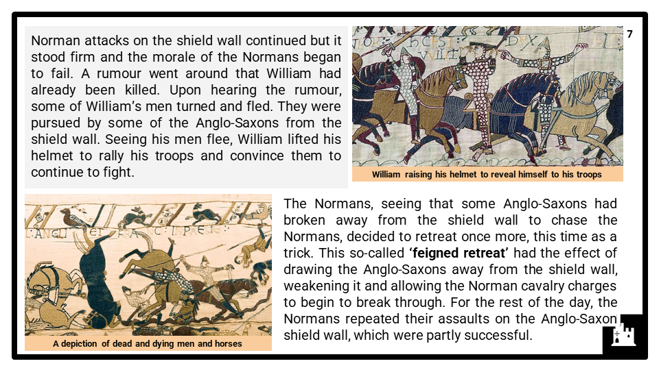 A Level The Norman Conquest of England_ William I, 1066-1087 Presentation 2
