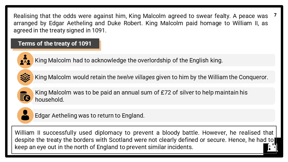 A Level William II Rufus, 1087-1100 Presentation 3