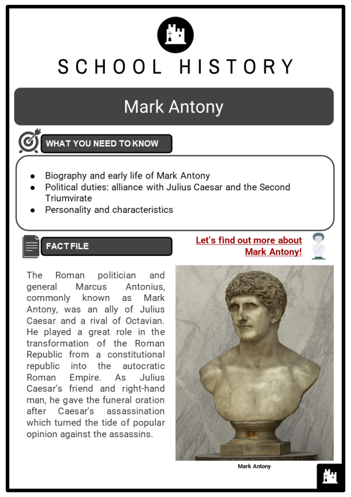 Mark Antony Resource Collection 1