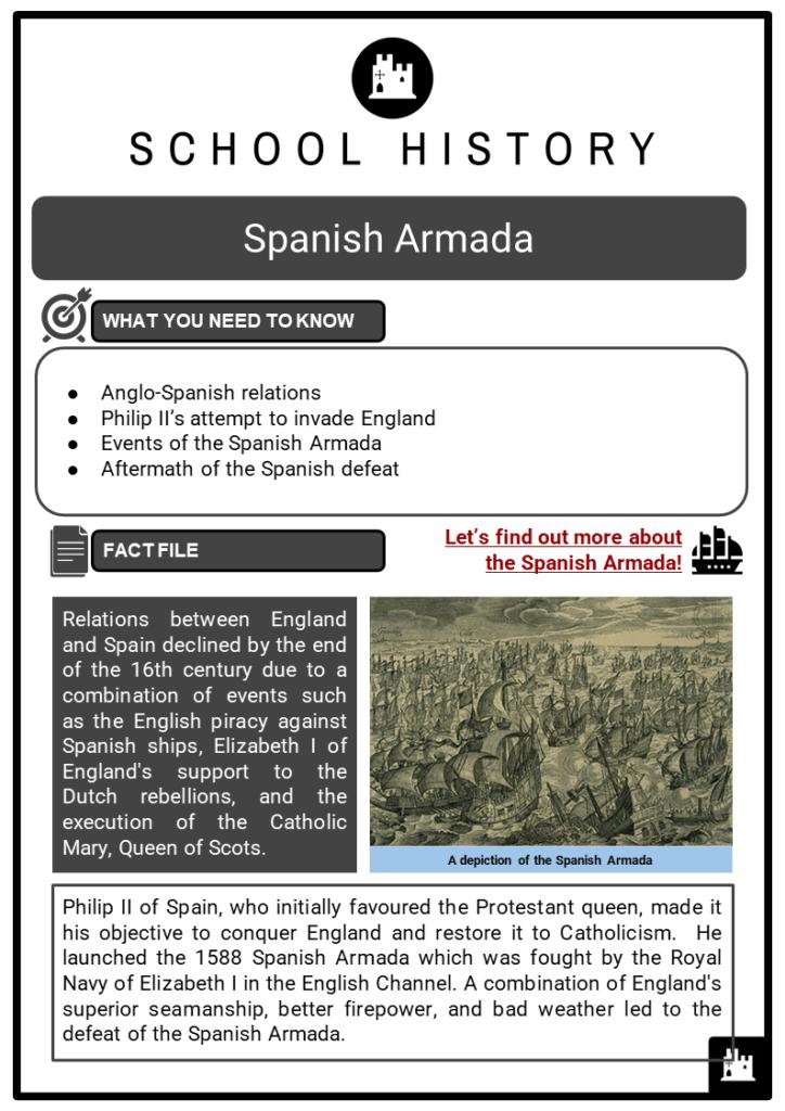 Spanish Armada Resource Collection 1