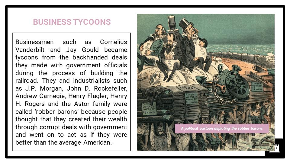 A Level Populism, progressivism and imperialism, 1890-1920 Presentation 2