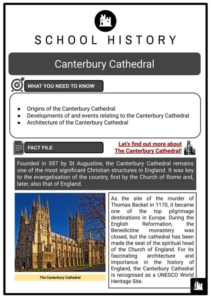 Canterbury Cathedral Resource 1