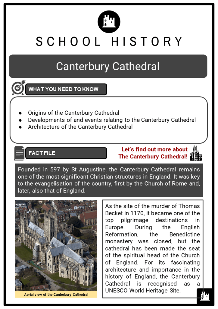 Canterbury Cathedral Resource Collection 1