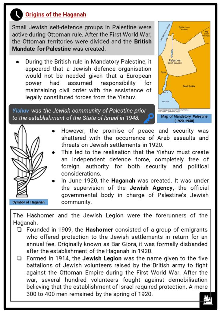 Haganah Resource Collection 2