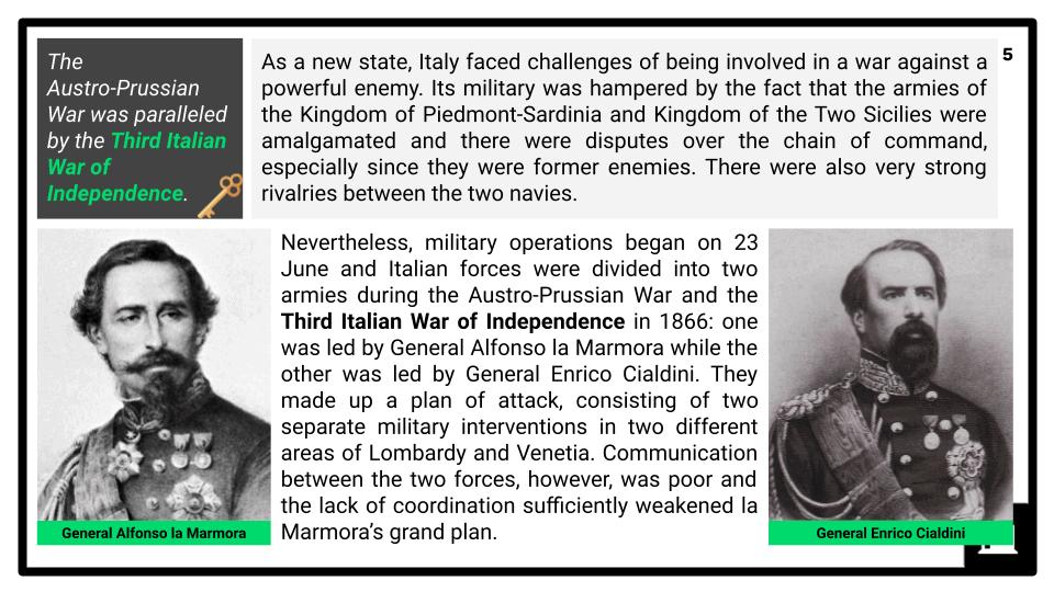 A Level Italy, 1789-1896 Presentation 3