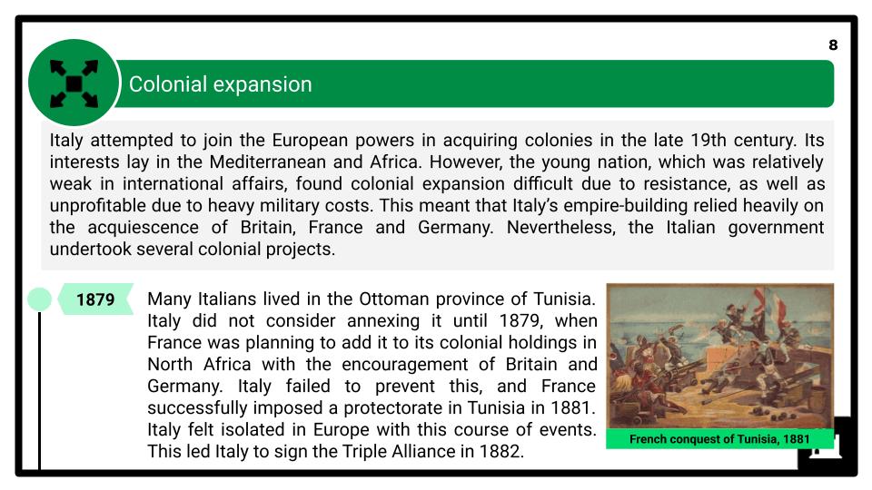 A Level Italy, 1789-1896 Presentation 4