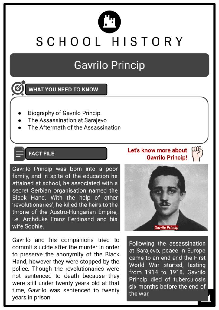 Gavrilo Princip Resource Collection 1