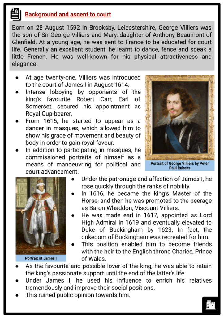 George Villiers Resource Collection 2