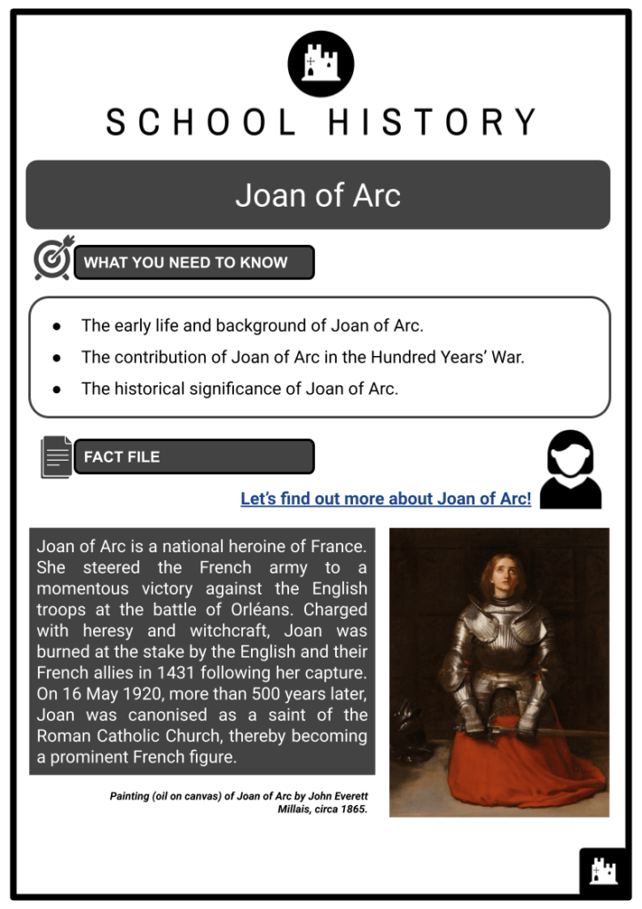 Joan of Arc Resource Collection 1