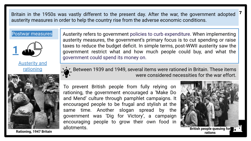 KS3 Britain's place in the world since 1945 Presentation (2)