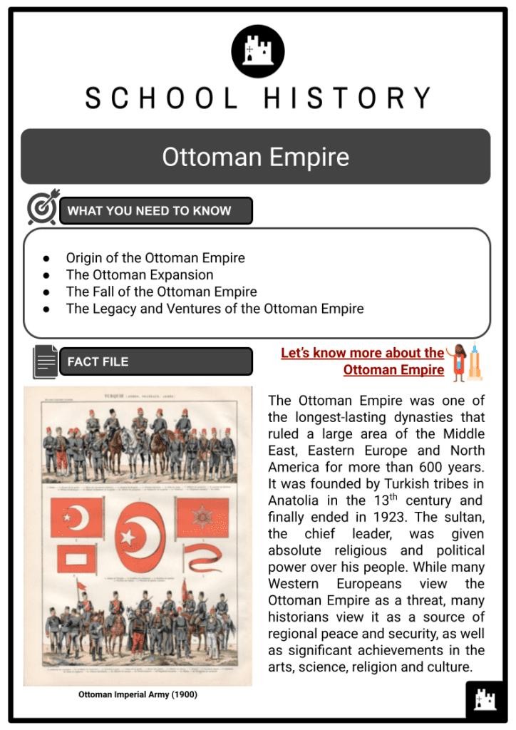 Ottoman Empire Resource 1