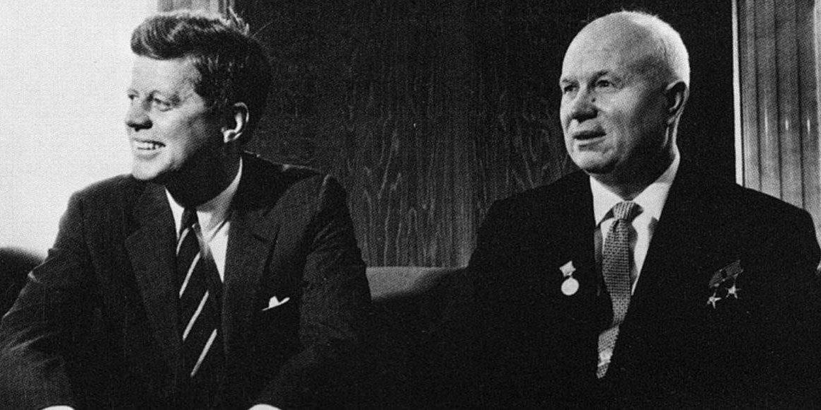John_F._Kennedy,_Nikita_Khruchchev_1961
