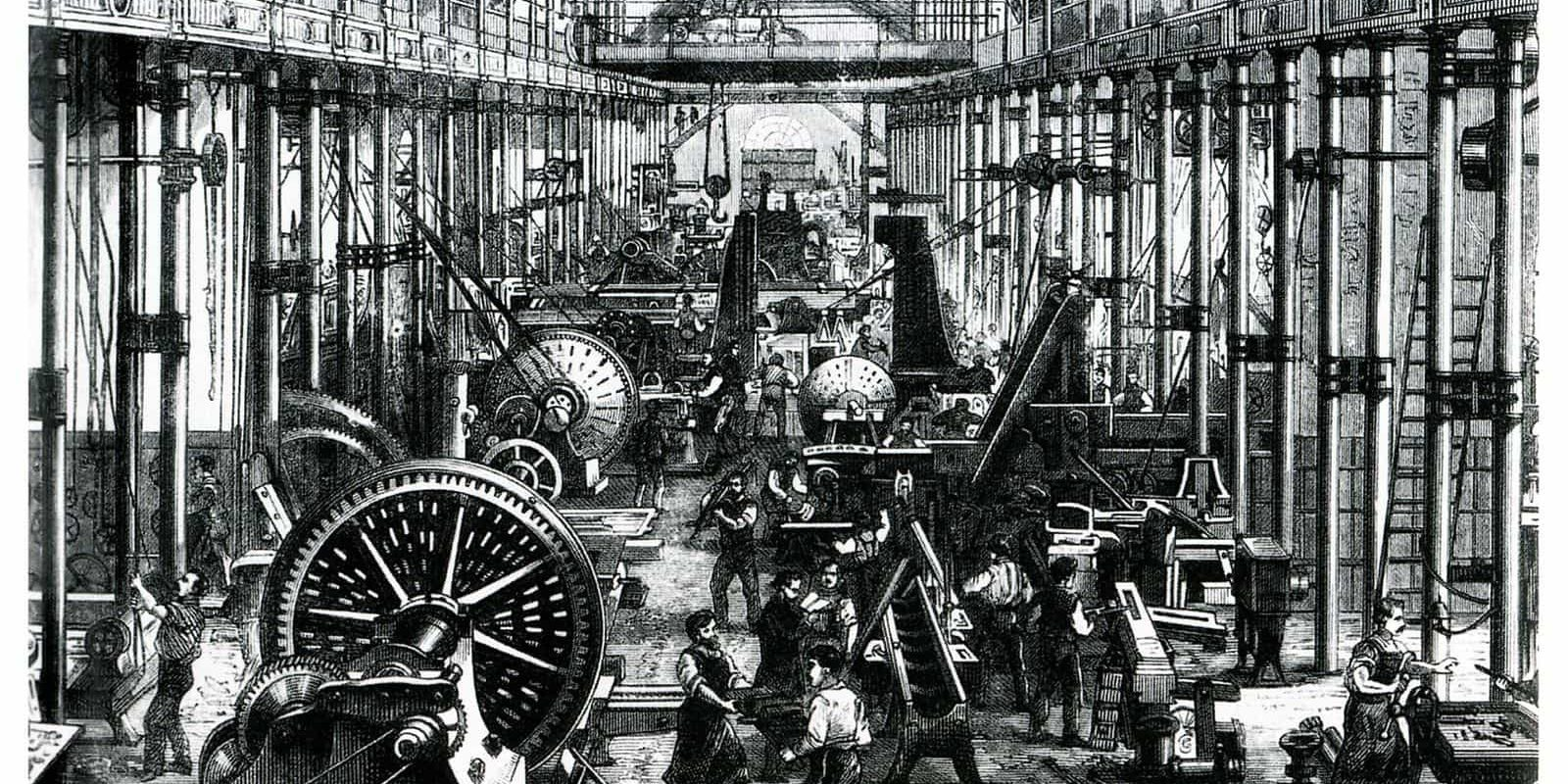 industrial revolution resources
